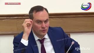 На совещании в правительстве обсудили ситуацию с размывом берегов реки Самур