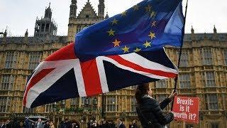 Сможет ли Великобритания избежать экономического спада после Брэкзита? Обсуждение на RTVI