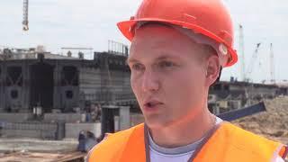 И студенты строят Крымский мост