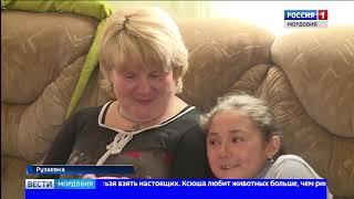 «Добро без границ» 10летняя Ксения Столярчук борется с онкологией