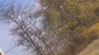 «Газель» загорелась после ДТП в Михайловске