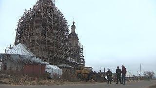 В станице Тепикинской восстанавливают старинный казачий храм