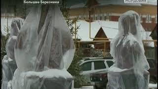 В Большеберезниковском районе подходит к концу строительство Аллеи Славы