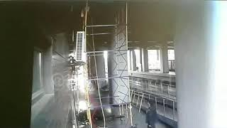 Рабочий погиб на вокзале в Адлере