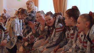 Юные танцоры Мордовии выступили на фестивале-конкурсе «Ёндолня»