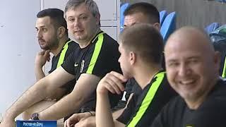 Ростовские строители выяснили, кто из них силен в футболе
