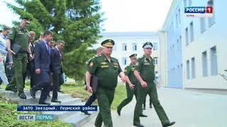 Пермское суворовское училище расширяется