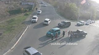 Astakada Находка ДТП 28 апреля 2018 ул. Пограничная