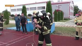 Лучшие пожарные Северного Кавказа работают на Ставрополье