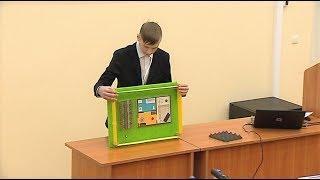 Чудо-бур и умный дом: югорские школьники презентовали свои изобретения