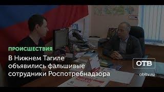 В Нижнем Тагиле объявились фальшивые сотрудники Роспотребнадзора