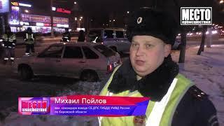 Сбил насмерть 10 летнюю девочку на Московской