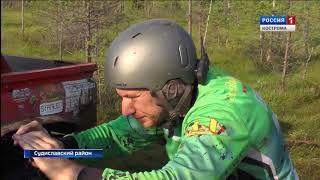 В эфир ГТРК «Кострома» выходит телеверсия 22-й гонки «Сусанин трофи»