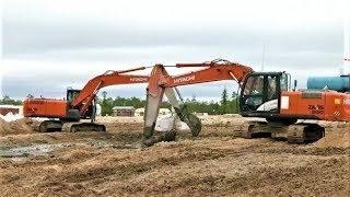Экологичный замес - нефтяной шлам в Югре перерабатывают в безопасный стройматериал