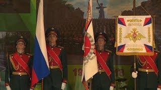 27 отдельный учебный железнодорожный Краснознаменный батальон отметил 100-летие