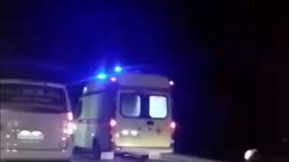 ДТП на трассе Новороссийск-Керчь