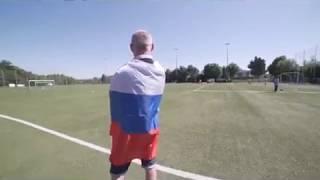Дети из Калининградской области сыграли в футбол со сверстниками из Польши