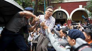 Семь лет за журналистику? Как авторы расследования о гонениях рохинджа оказались за решеткой