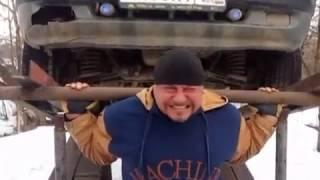 Более 1,5 тонн на плечах: донской силач Дмитрий Нагорный установил очередной рекорд
