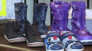 Жители Нефтеюганска собрали вещи для малоимущих горожан