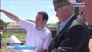 В селе Римгорское Малокарачаевского района в скором времени появится своя соборная мечеть