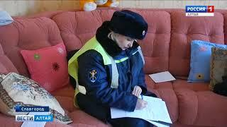 В Славгороде сотрудники полиции расследуют кражу  более двухсот тысяч рублей у пожилой женщины