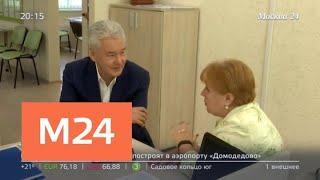 """""""Москва сегодня"""": как проходит программа реновации - Москва 24"""