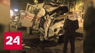 ДТП в Кузбассе: один человек погиб, двое пострадали - Россия 24