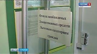 Льготники продолжают жаловаться на дефицит лекарств в аптеках в Карелии