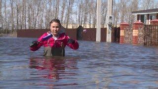 В селе Зубово из-за паводка в зоне подтопления оказались почти 100 домов