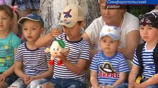 В строгановском приюте поздравляли детей сирот