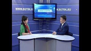 Вести Интервью (на бурятском языке). Эрдэм Сангадиев. Эфир от 07.11.2018