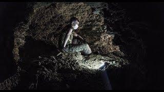 «Застывшее время»: опасные пещеры-каменоломни в Малых Борках