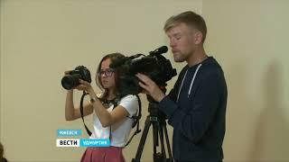 Прием граждан провел Глава Удмуртии Александр Бречалов