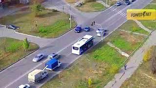 ДТП (авария г. Волжский) ул. Пушкина ул. Химиков 29-10-2018 13-50