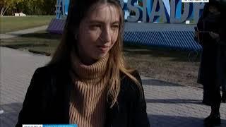 Красноярцы жалуются на переполненный общественный транспорт