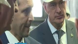 Министр экологии РФ оценил красноярский воздух