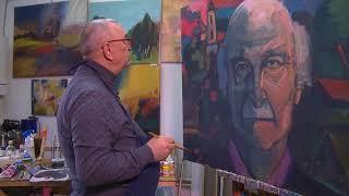 Выставка к 70-летию Василия Колдина