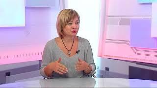"""Программа """"В центре внимания"""" интервью с Еленой Бурдуковской"""
