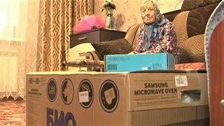Ветеран ВОВ из Пыть-Яха сможет смотреть цифровое ТВ