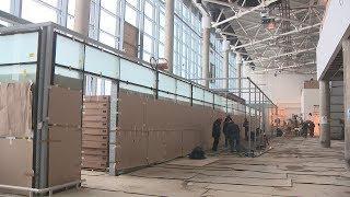 Новый терминал внутренних авиалиний в Волгограде откроют в мае
