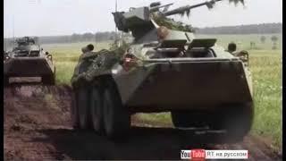 """На Чебаркульском полигоне танкисты со всего УрФО разгромили """"врага"""""""