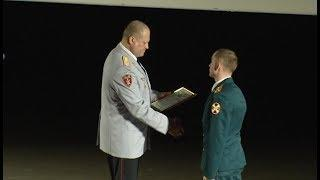 15 югорских бойцов Росгвардии получили награды