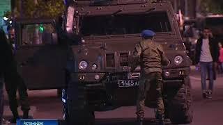 В Ростове проходит генеральная репетиция Парада Победы