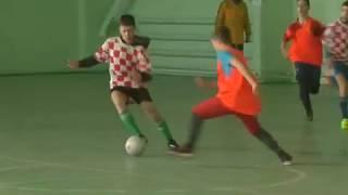 Турнир по мини-футболу среди школьников прошел в Биробиджане(РИА Биробиджан)