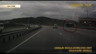 Жуткое ДТП во Владивостоке, выбросило через лобовое стекло
