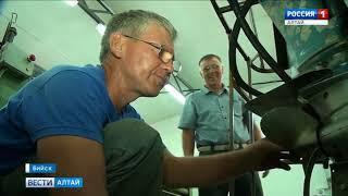 Четверо бийских путешественников отравились на катере в Салехард