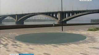 В Красноярске состоится бесплатная пешеходная экскурсия по набережной Енисея