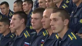 """Награждение клуба """"Рязань-ВДВ"""""""