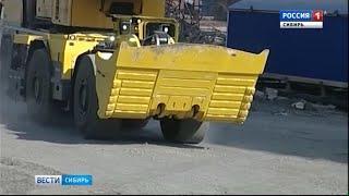 В Норильске обновляют подземную технику